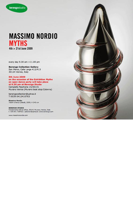 MYTHS / MASSIMO NORDIO